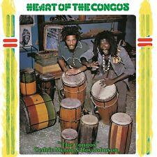 Congos HEART OF THE CONGOS (40th ANNV.) Remastered + Bonus Tracks NEW VINYL 3 LP