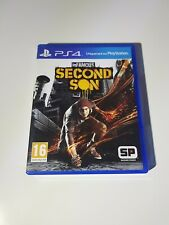 Infamous Second Son - PlayStation 4 (Ps4)