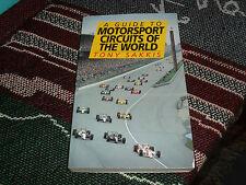 Una guida per Motorsport circuiti del mondo-Tony Sakkis-LIBRO 1994