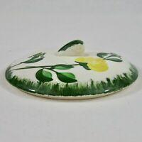 Blue Ridge Southern Potteries LID ONLY for Individual Casserole Ramekin Yellow