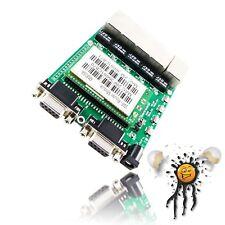 WLAN LAN WAN UART RS232 Router Board -serial to Net- 32MB Ram OpenWRT optimiert