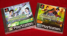 *New & Factory Sealed* PS1 Games SYPHON FILTER 2 + 3 PAL French Version