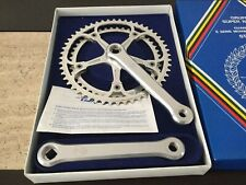 Vintage NOS New In Box CAMPAGNOLO Super Record Crankset 52/44T Chainwheel