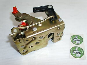 LAND ROVER DEFENDER RH FRONT DOOR LOCK CATCH ASSEMBLY - FQJ500240