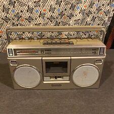 Vintage Panasonic Rx-5090 Boom Box Am/Fm/Cassette Free Ship