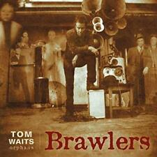 TOM WAITS Brawlers (2018) remastered 16-track CD album digipak NEW/SEALED