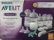Philips Avent Natural Newborn Starter Gift Set - New