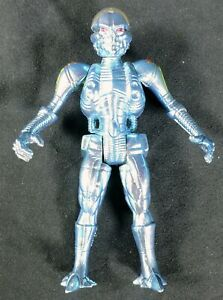 S751. SUPER POWERS COLLECTION Brainiac Action Figure by Kenner (1984)