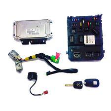 Citroen C3 1.6 NFU *02-2009* Genuine Ecu Kit & BSI 0261207858 Complete (FreeP&P)