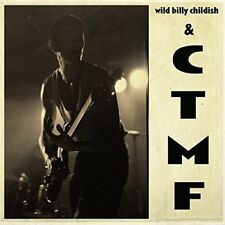 WILD BILLY & CTMF CHILDISH - SQ 1   VINYL LP NEW+