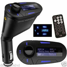 Car FM Wireless Radio Transmitter Audio MP3 Player USB SD Car For Mobile Phone