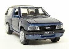 Gama 1/43 Scale - Opel Frontera Sport Light Blue / Green - Diecast Model Car
