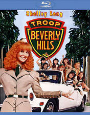 Troop Beverly Hills Blu Ray Shelley Long Craig T Nelson SEALED NEW!