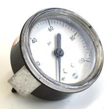 """USG Ametek Pressure Gauge 2-3/4"""" Face 0-100 PSI"""