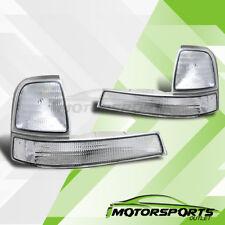 1998 1999 2000 Ford Ranger Pickup Bumper PARKING Signal Lights Pair