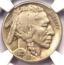 1923-S Buffalo Nickel 5C - NGC AU Details - Rare Date - Scarce Date Coin!