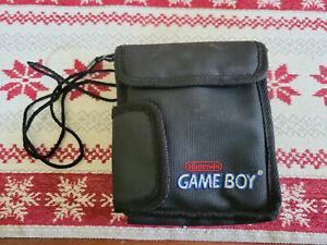 Official Nintendo GameBoy Bag / Stroage Case - Travel Bag