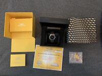 Mens Genuine Breitling Aerospace Avantage Black Dial Titanium Watch Model E79362
