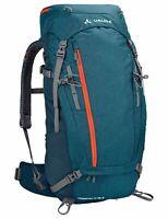 VauDe Damen Wander Trekking Expedtion Rucksack Asymmetric 38 + 8 Liter blue