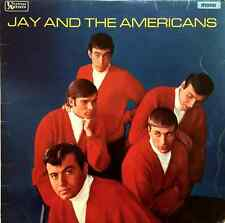 JAY AND THE AMERICANS - Jay And The Americans (LP) (G++/G)