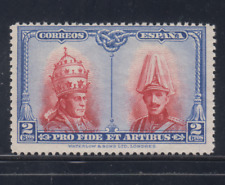 ESPAÑA (1928) NUEVO SIN FIJASELLOS MNH - EDIFIL 403 (2 cts) CATACUMBAS - LOTE 4
