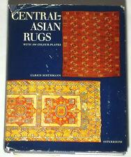 BOOK Central Asian Rug carpet weaving Turkoman Uzbek Tekke Yomud Belouch antique