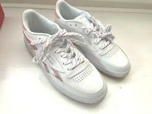 New Women's Reebok Trainers Club C Revenge Shoes Size UK 6