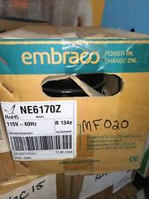 Embraco Compressor M# Ne6170Z Mf020