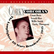 Corky Corcoran - The Lamplighter All Stars Broadcast 1945 [New CD]