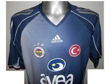 Rare 2005-06 Fenerbahce Third Turkish Football Shirt Soccer Jersey size - L