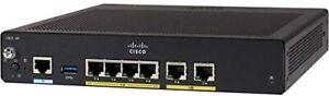 Vorher lesen! Cisco C921-4P Integrated Services Router