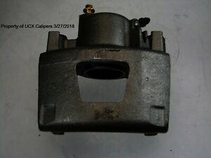 Disc Brake Caliper-Rebuilt Friction Ready Caliper (w/Hdwe) Front-Left/Right