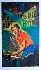2007 New Orleans Jazz Heritage Fest Festival  Numbered