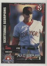 1994 Split Second Arizona Fall League All-Stars Joe Randa #16.2