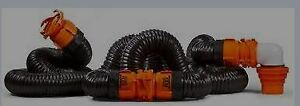 CAMCO RHINOFLEX SEWER KIT 20FT HOSE. SUITABLE FOR AMERICAN RV.