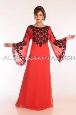Comprar Este Moderno Boda Caftán En Loest Morocan Farasha Para Woem Vestido #