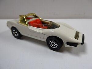Vintage Corgi Toys Whizz Wheels Pininfarina Alfa Romeo P33 Die Cast G352 C37
