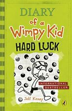 Diary of a Wimpy Kid: Hard Luck (Book 8) by Kinney, Jeff Book The Cheap Fast