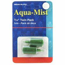 "LM Penn Plax Aqua-Mist Cylinder Airstone 7/16"" Long Airstone (2 Pack)"