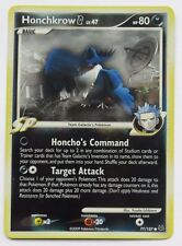 Honchkrow REV HOLO - 77/127 Platinum Base Set - Rare Pokemon Card