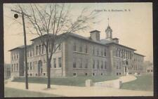 POSTCARD ROCHESTER NY/NEW YORK CITY SCHOOL #6 CAMPUS BUILDING 1907