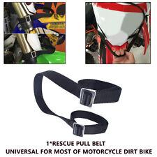Motocycle Dirt Bike Adjustable Rescue Pull Bundle Belt SafetyTow Strip Leashes