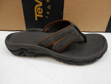 TEVA MENS SANDALS KATAVI 2 THONG BLACK OLIVE SIZE 8