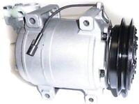 DKS15D Single Groove Clutch New A//C Compressor W// Clutch 24V For Isuzu NPR