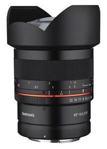 Samyang 14mm F2.8 Manual Focus RF Lens (Canon EOS R Mount)