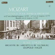 MOZART Concertos Pour Piano & Orchestre N° 27 Engel Hager FR Pres Valois 1374 LP