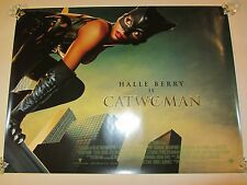 Catwoman movie poster - Halle Berry - Original UK Quad Poster - 30 x 40 inches