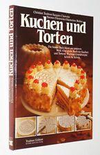 Kuchen und Torten CHRISTIAN TEUBNER / innen wie neu