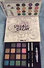 BNIB URBAN DECAY BOOK OF SHADOWS #2, DISCONTINUED, EXTREMELY HARD TO FIND