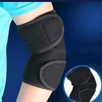 Elbow Support Pads Protector Brace Sleeve Guard Training Sports Fitness Hot M